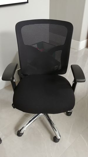 Office Chair with Hydraulics for Sale in Scottsdale, AZ