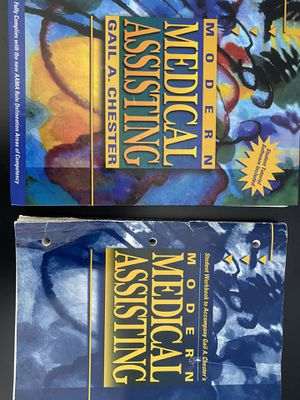 Medical assisting college books for Sale in North Las Vegas, NV