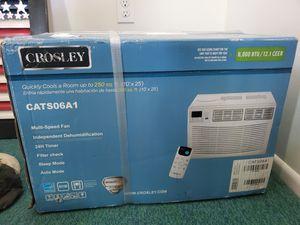 Crosley 6,000 BTU air conditioner/dehumidifier BRAND NEW for Sale in North Attleborough, MA
