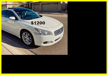 Price$1200 Nissan Maxima for Sale in Boise,  ID