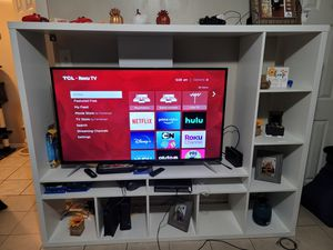 Package or Individual Deal TV Stand & TV for Sale in Lake Elsinore, CA