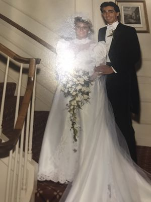 WEDDING DRESS for Sale in Worcester, MA
