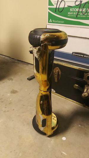 Gold hover board for Sale in Oak Glen, CA