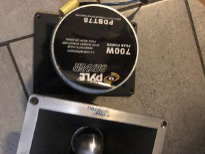 1400 watts tweeter for Sale in Boston, MA