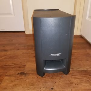 Bose sub woofer only, no cables for Sale in Renton, WA
