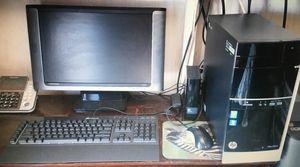 Desktop computer I perfectas condiciones. Teclado luminico. for Sale in Miami, FL