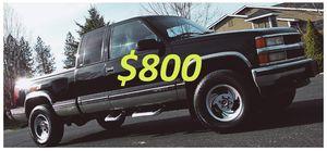 🍁1998 CHEVROLET SILVERADO TU/UP FOR SALE * ZERO ISSUES > RUNS AND DRIVES LIKE NEW!- $800 for Sale in Tallahassee, FL