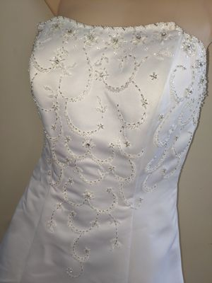Private Collection wedding dress gown for Sale in Washington, NC