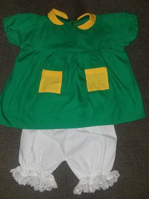 12 month chilindrina costume for Sale in Fresno, CA