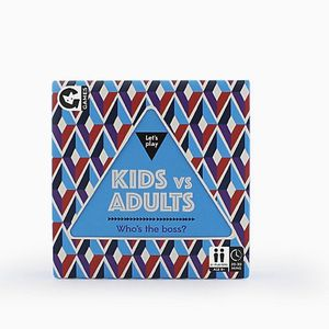 Let's Play Kids vs Adults NWT Who's The Boss? for Sale in Montgomery, AL