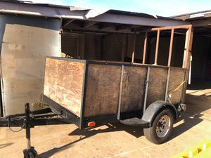 Utility trailer for Sale in Oakley, CA