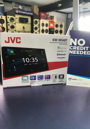 JVC KW-M56BT. Monitor with Receiver for Sale in Los Angeles, CA