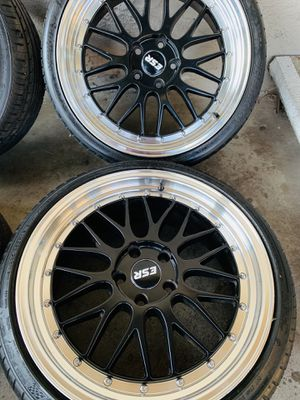 Rims wheels Honda Civic Nissan ford Toyota Camry Mustang rines for Sale in Anaheim, CA