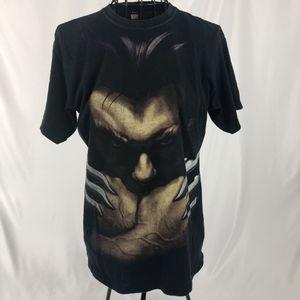 Official Marvel Wolverine Men's Black T-Shirt Size M Vintage for Sale in Orlando, FL
