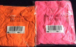 2 New Victoria Secret tops-all size ladies Medium—comment only when ready to buy thanks for Sale in Chesapeake, VA