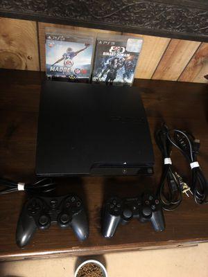 PS3 slim 250gb for Sale in Berkley, MA