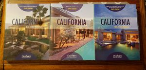 CALIFORNIA Real Estate Books/9th EDITION for Sale in Santa Ana, CA