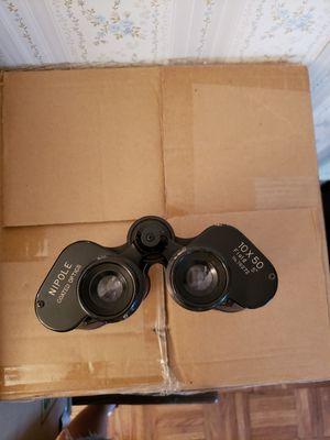 Nipole Coated Optics Binoculars 10 x 50 for Sale in Waterbury, CT