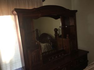 Mirror with shelves for Sale in Modesto, CA