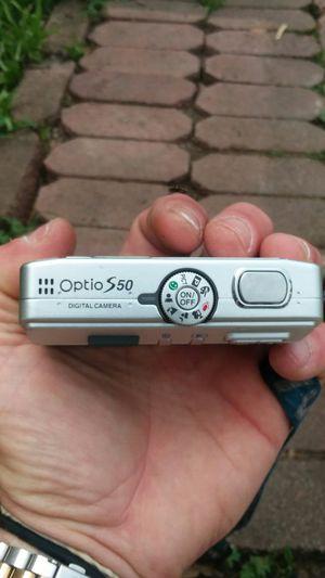Optio S50 Digital camera for Sale in Dothan, AL