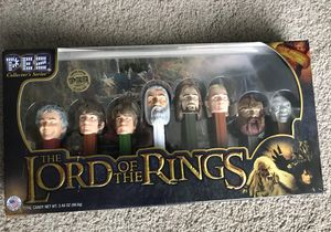 The Lord of the Rings Pez Gift Set Limited Edition for Sale in Greensboro, NC