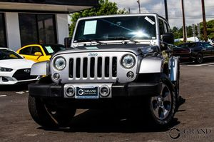 2018 Jeep Wrangler JK Unlimited for Sale in Marietta, GA