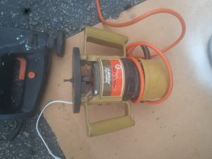 Router and skill saw Black & Decker skill saw for Sale in Sunrise, FL