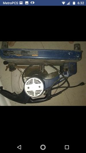 Ryobi portable metal saw for Sale in Annandale, VA