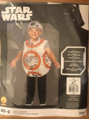 Star Wars BB-8 Costume 2T for Sale in New York, NY