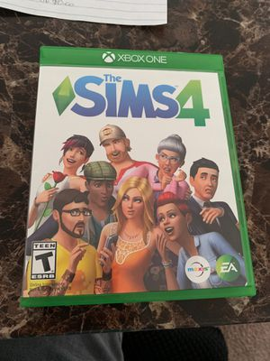 Xbox One The Sims 4 Game for Sale in Stafford, VA