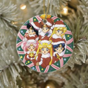 Sailor Moon Scouts Christmas Ornament for Sale in Palmdale, CA