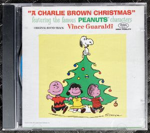 2 Charlie Brown / Peanuts Christmas CDs $14 for Sale in Tempe, AZ