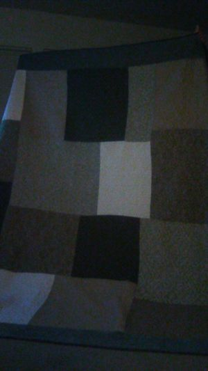 Brand New King Size Patchwork Quilt/Bedspread for Sale in Auburn, WA