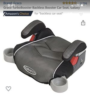 Graco booster for Sale in San Diego, CA