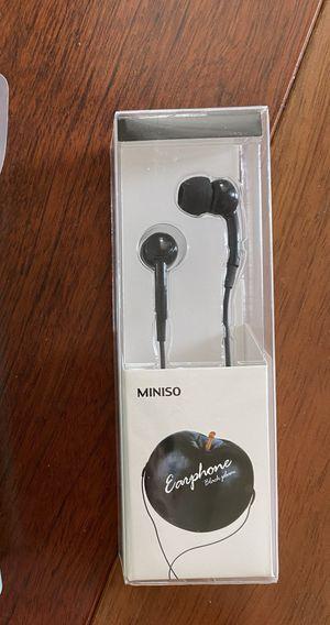 Miniso earphone for Sale in Arcadia, CA