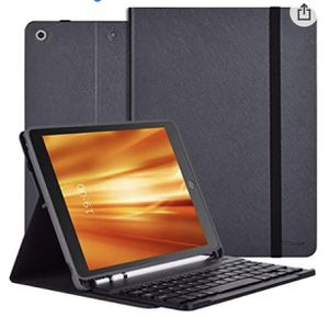 Keyboard Case for 10.2 inch iPad 8th Generation 2020 & 2019 iPad 7th Gen - Wireless Detachable Slim Keyboard, Durable Multiple Angle Protective Cover for Sale in Las Vegas, NV