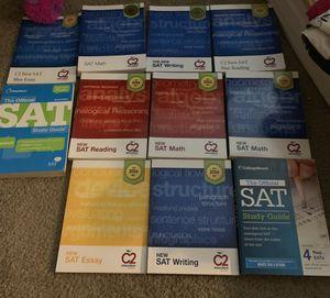 SAT books for Sale in Bellevue, WA