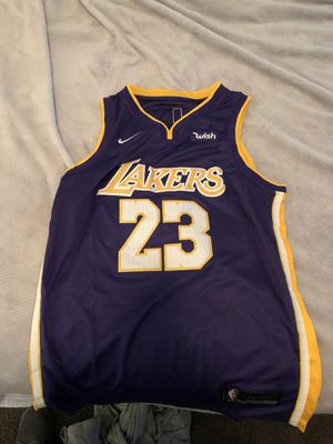 701b38ed173f Lebron James Lakers jersey Size XL for Sale in Buckeye