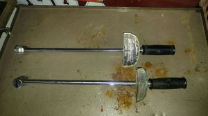 2 Torque wrench's for Sale in WA, US