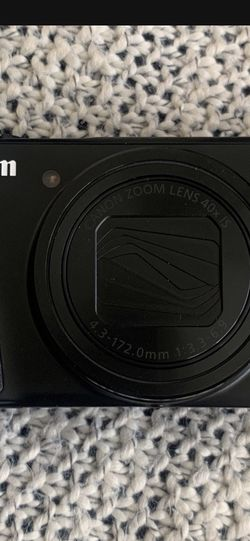Canon Power shot SX740 for Sale in Houston,  TX