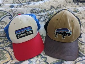 Patagonia trucker hats for Sale in Tacoma, WA