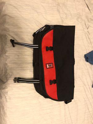 Chrome Citizen Messenger Bag black/red for Sale in Chicago, IL