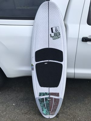Lib Tech Ramp 5'7 surfboard for Sale in Renton, WA