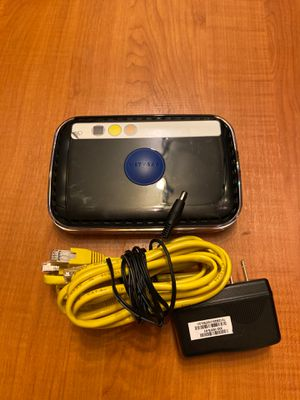 Netgear N600 Router for Sale in Seattle, WA