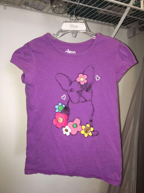Circo Purple graphic t-shirt