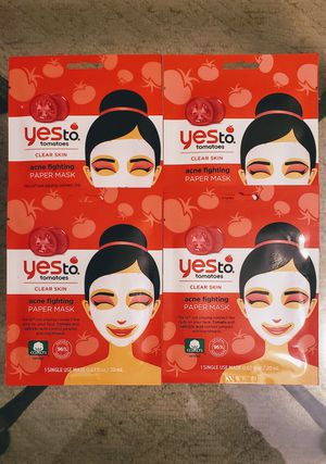 Yes Face Masks - $5 For All FIRM for Sale in Irvine, CA