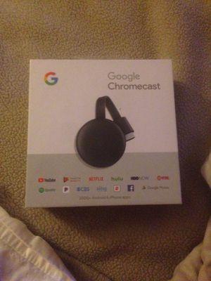 Brand new Google Chromecast for Sale in San Antonio, TX