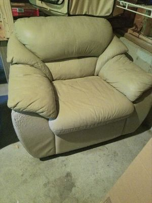 Free leather chair for Sale in Hanson, MA