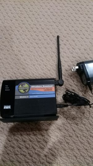 Linksys Wireless-G Gaming Adapter for Sale in Littleton, CO