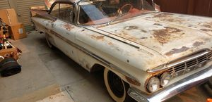 1959 Chevy Impala for Sale in Los Angeles, CA